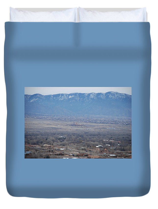 Casino Duvet Cover featuring the photograph The Indian Casino by Rob Hans