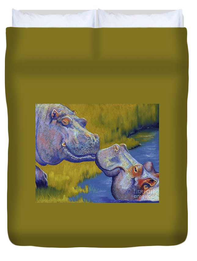 Hippopotamus Duvet Covers