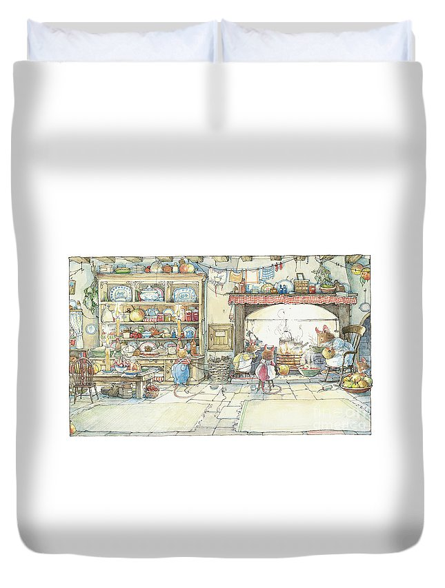 Mouse Duvet Covers