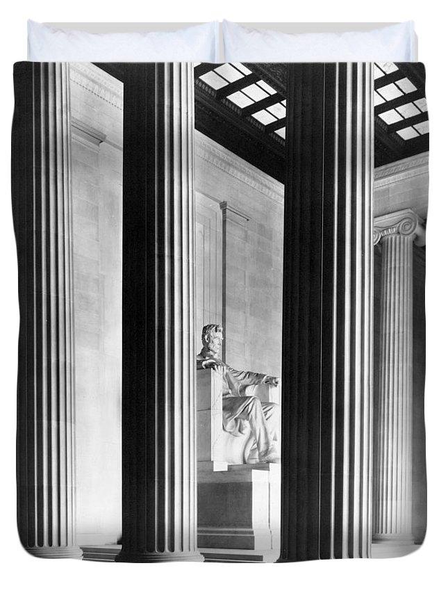 Lincoln Memorial Duvet Covers