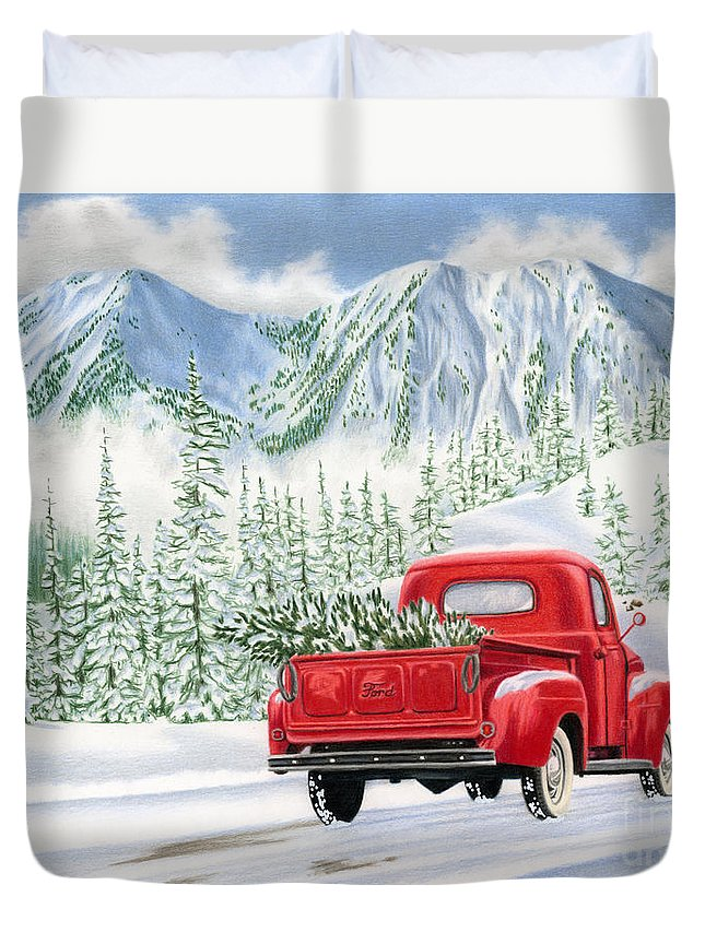 Old Road Duvet Covers
