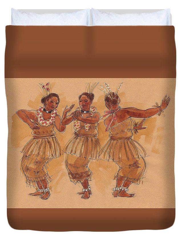Tonga Duvet Covers