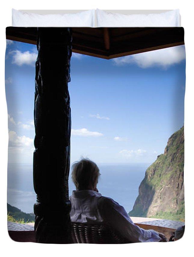 Saint Lucia Duvet Covers