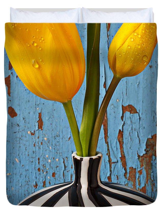 Tulips Duvet Covers