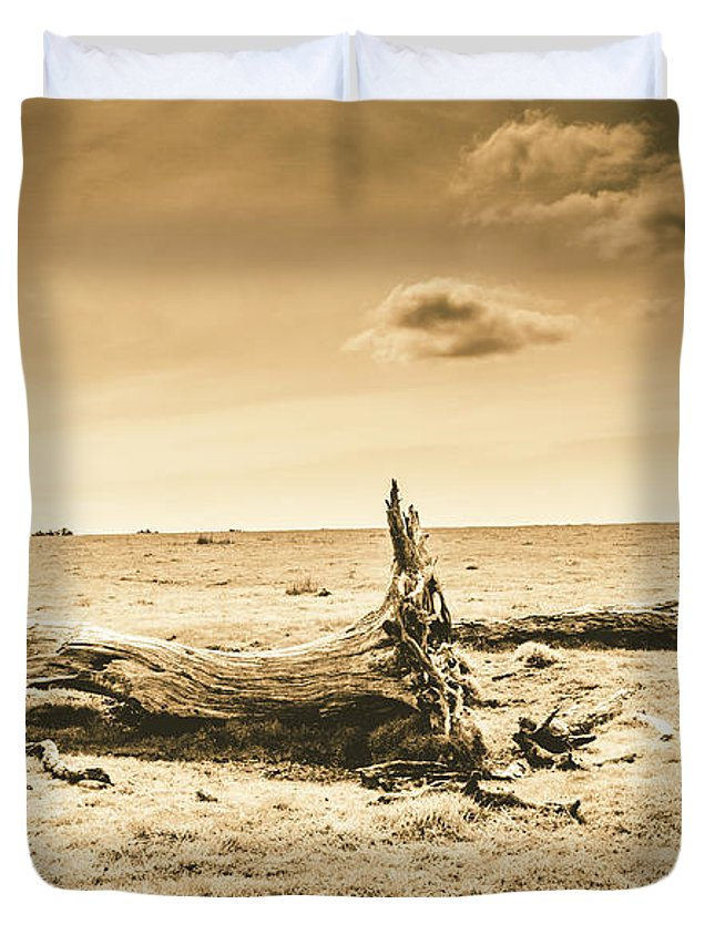 Fallen Tree Duvet Covers