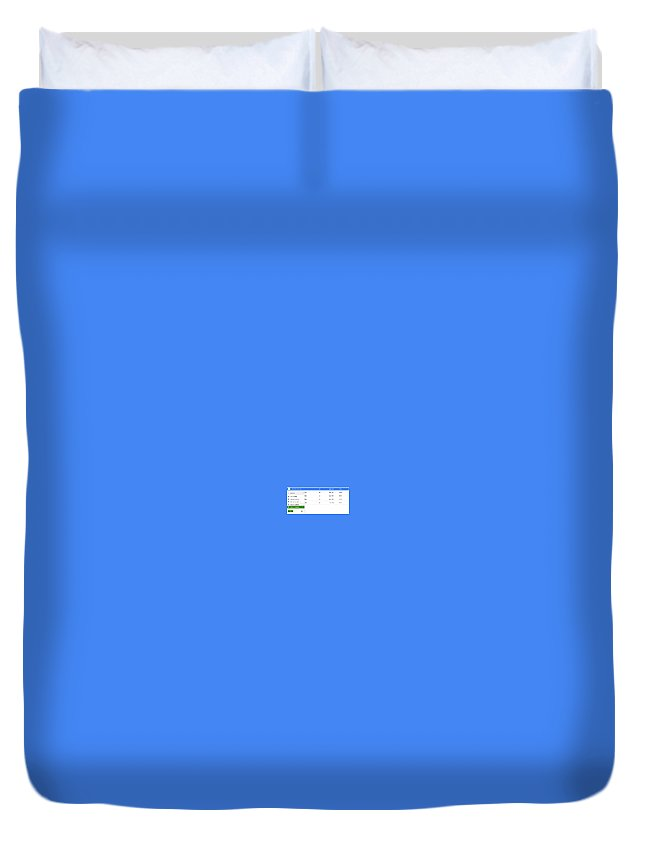 Unable To Delete Google Drive Folder Duvet Cover featuring the mixed media Unable To Delete Google Drive Folder by Fortune