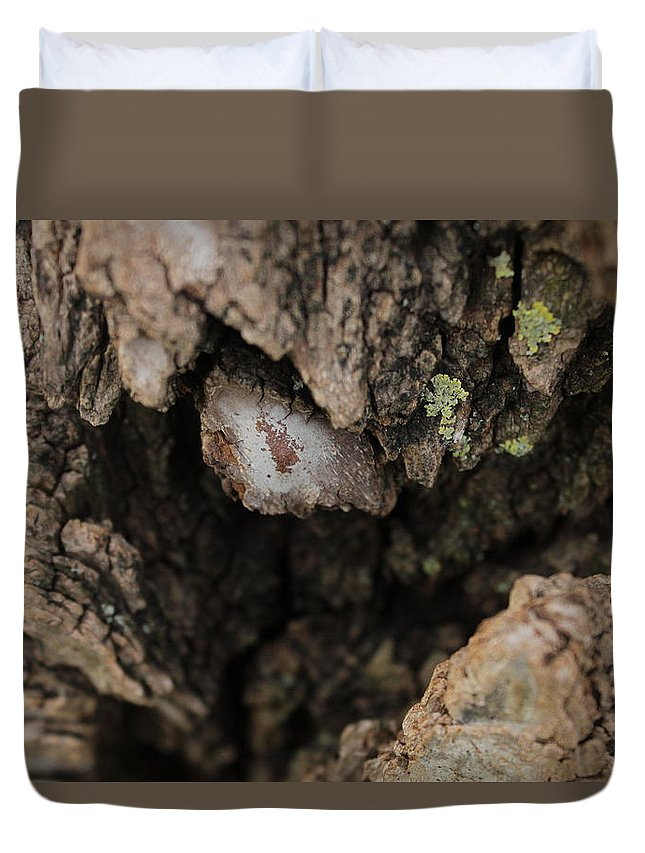 Nature Duvet Cover featuring the photograph Untitled #3 by Gabrielle Mouton