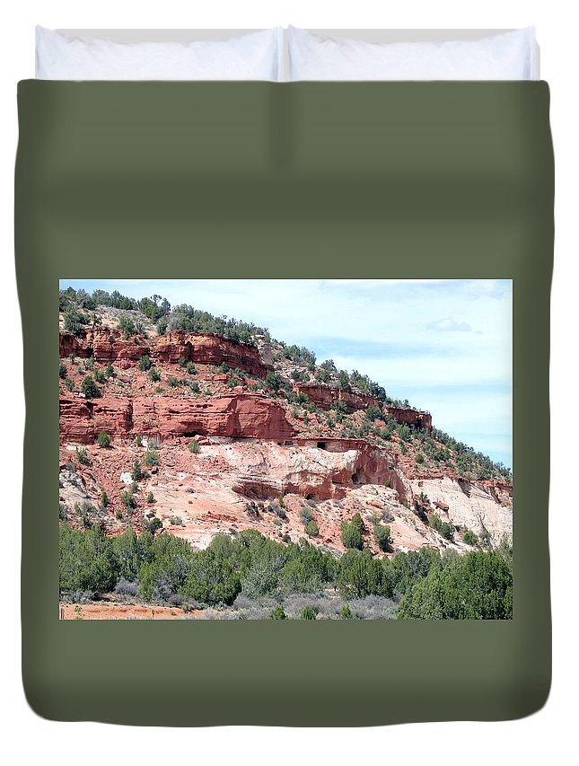 Utah Duvet Cover featuring the photograph Utah 9 by Will Borden