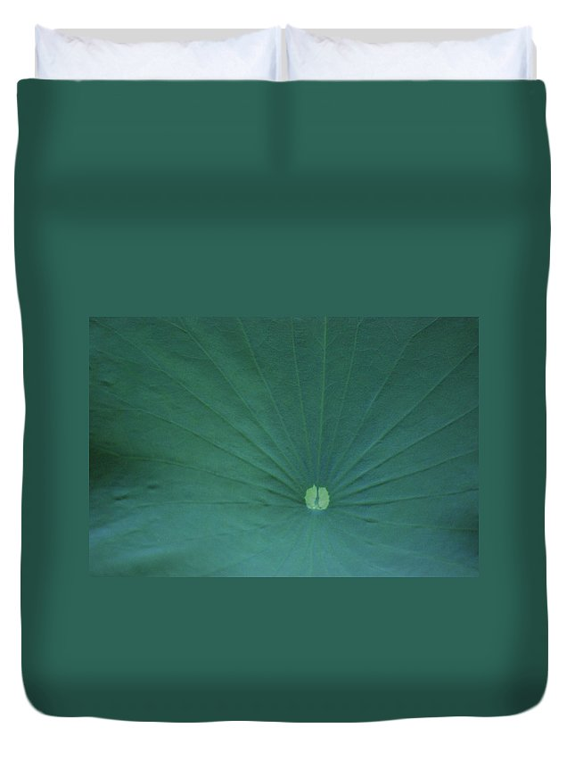 Duvet Cover featuring the photograph Vanity by Heather Kirk