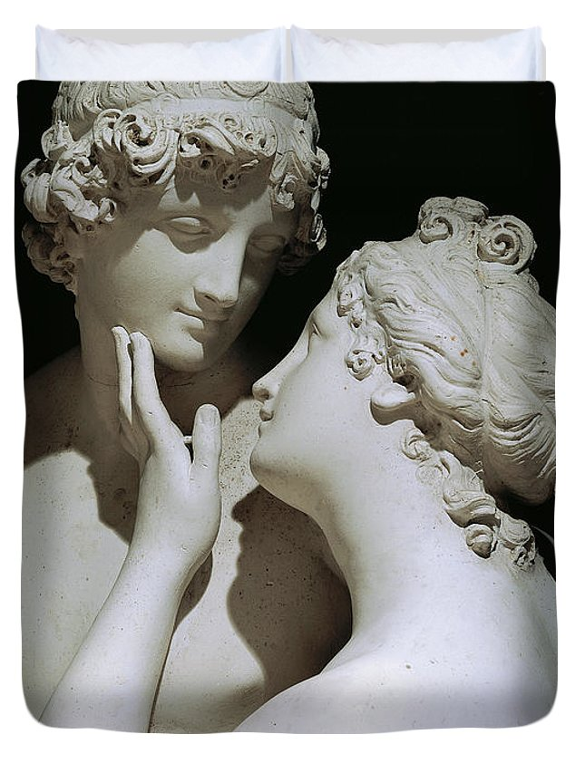 Venus And Adonis Duvet Cover For Sale By Antonio Canova