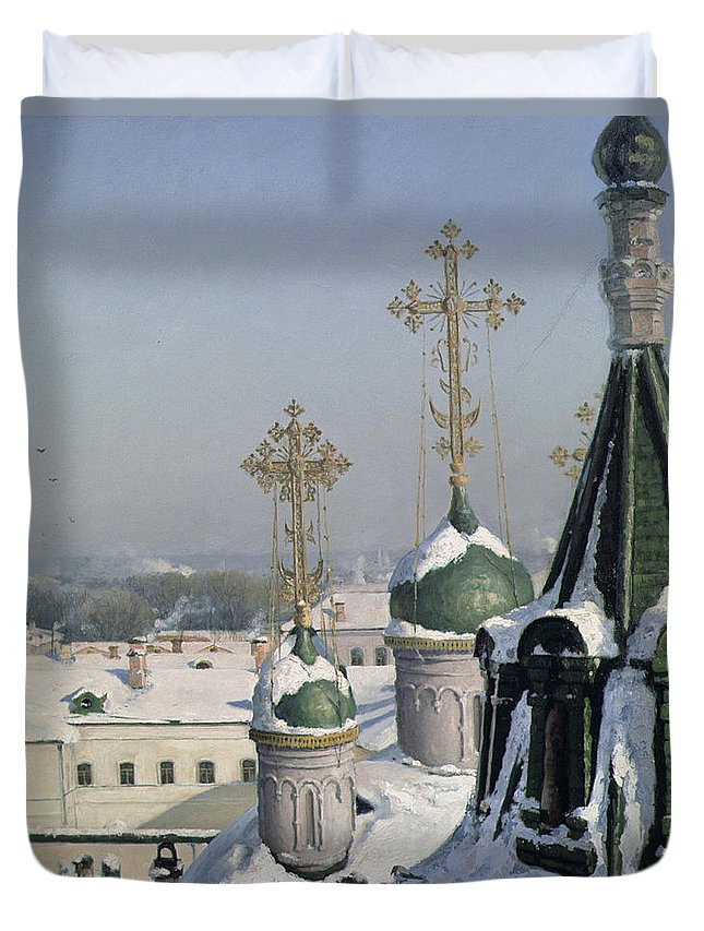 Moscow Duvet Covers