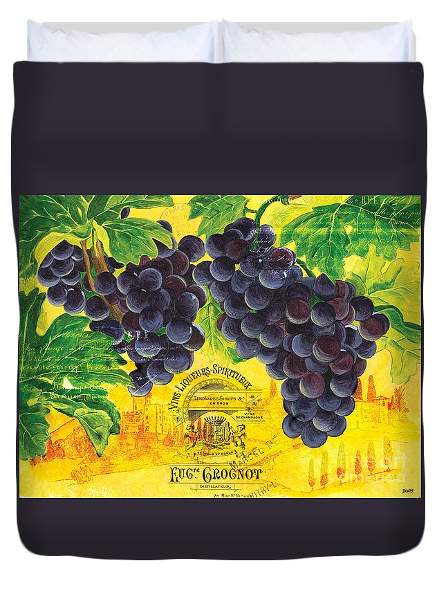 Grape Duvet Covers