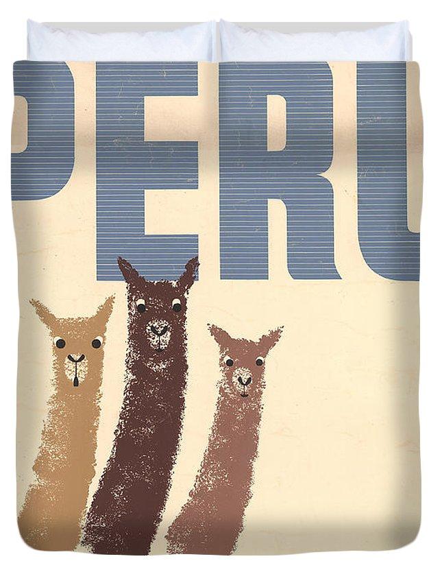 Llama Duvet Covers