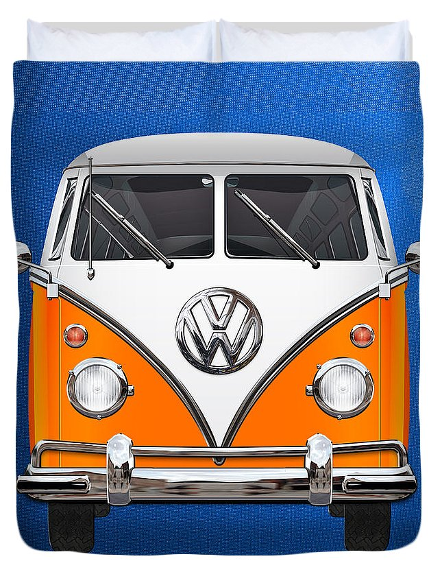Vw Camper Duvet Covers