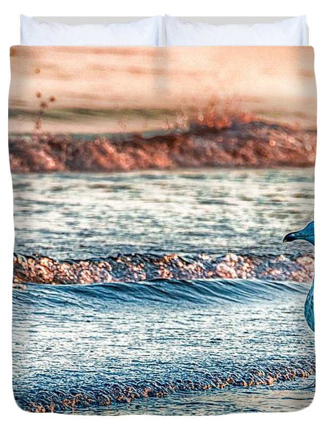 Beach Waves Duvet Covers