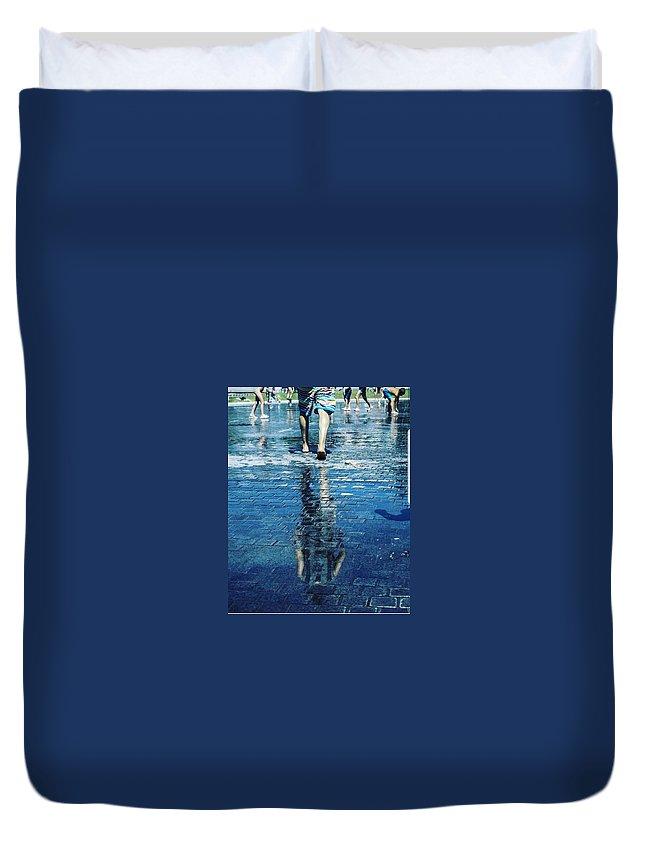 Swim Duvet Covers