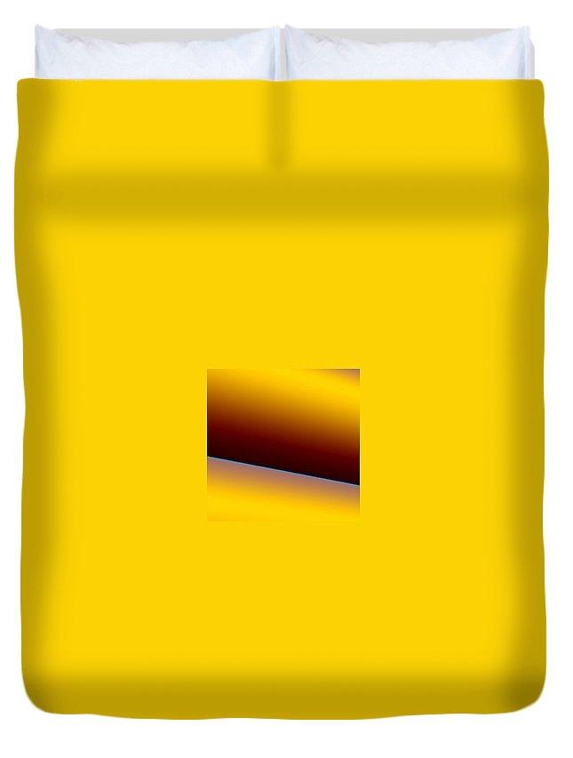 Digital Art Duvet Cover featuring the digital art way III by Dragica Micki Fortuna