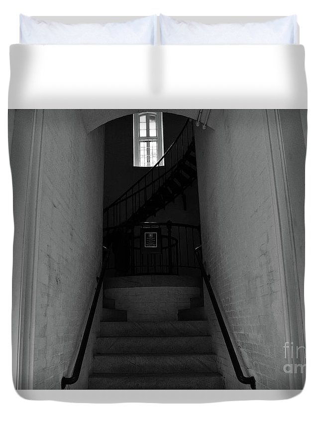 North Florida Duvet Cover featuring the photograph Welcome by Rick Bravo