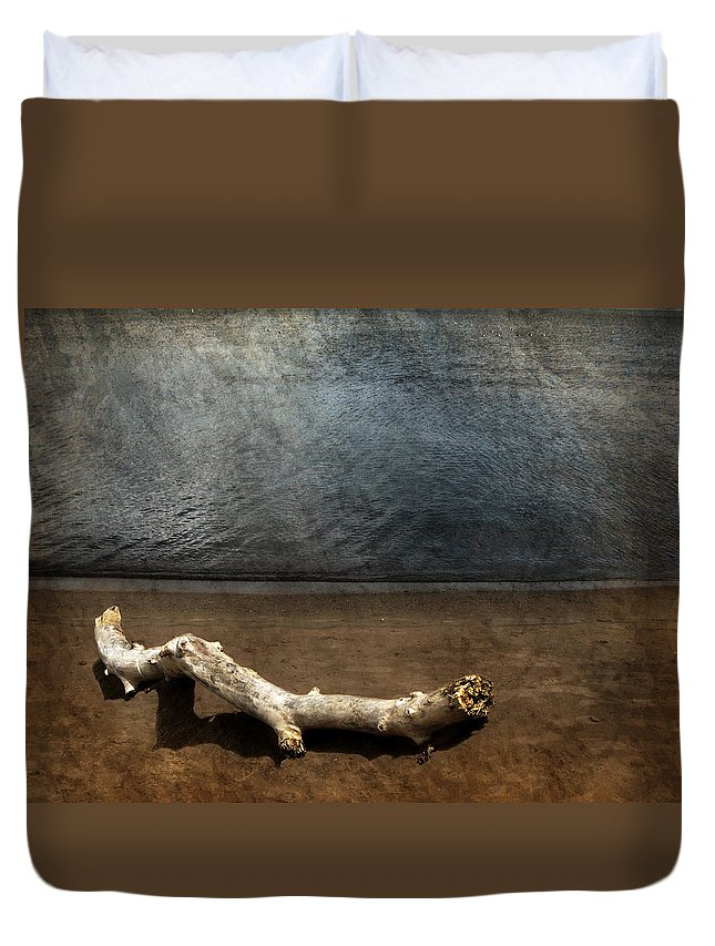 Ocean Duvet Cover featuring the photograph Where No One Knows My Name by Dana DiPasquale