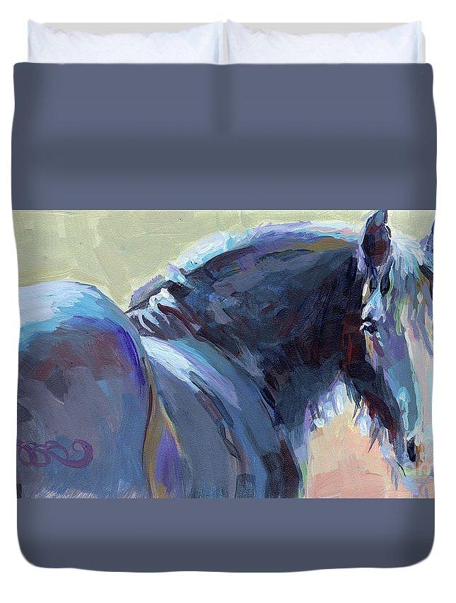 Draft Horse Duvet Covers