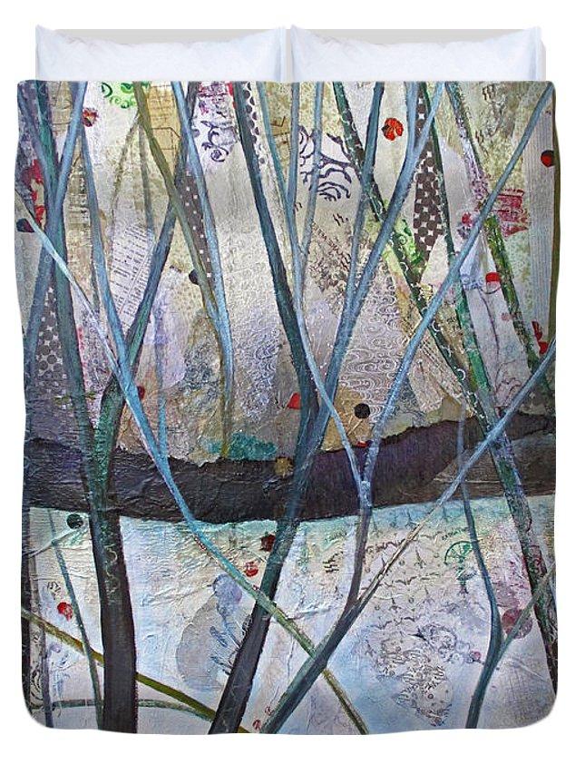 Barren Paintings Duvet Covers