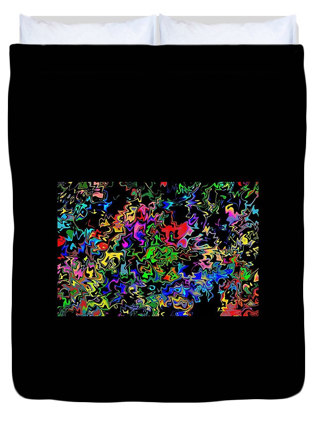 Xerderbergle Duvet Cover featuring the photograph Xerderbergle by Mark Blauhoefer