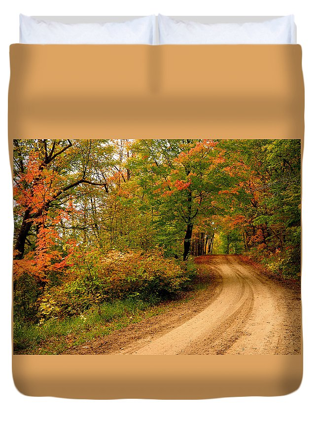maplewood state park duvet cover for sale by james peterson fine art america