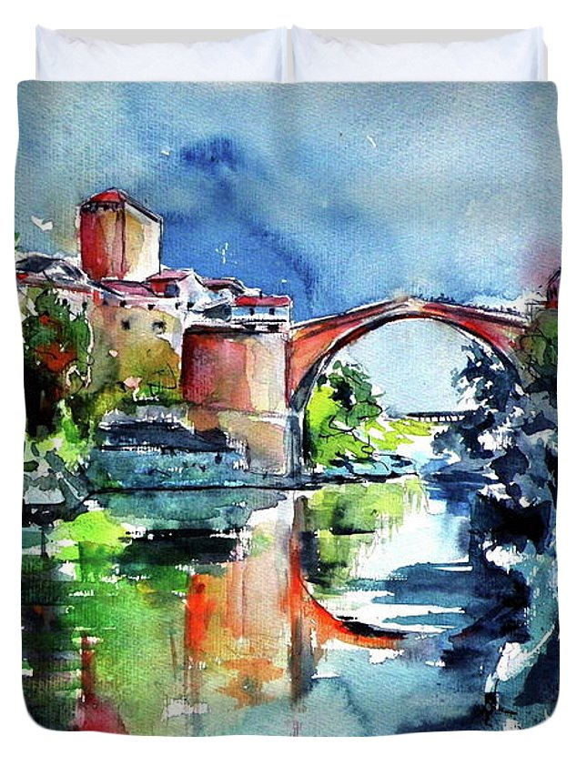 Mostar Duvet Covers