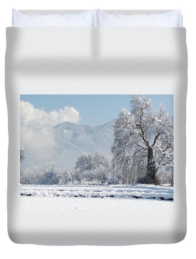 Snow Duvet Covers