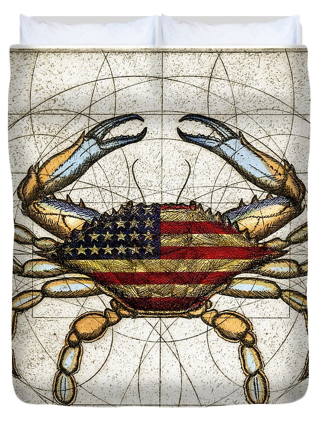 Arthropods Duvet Covers