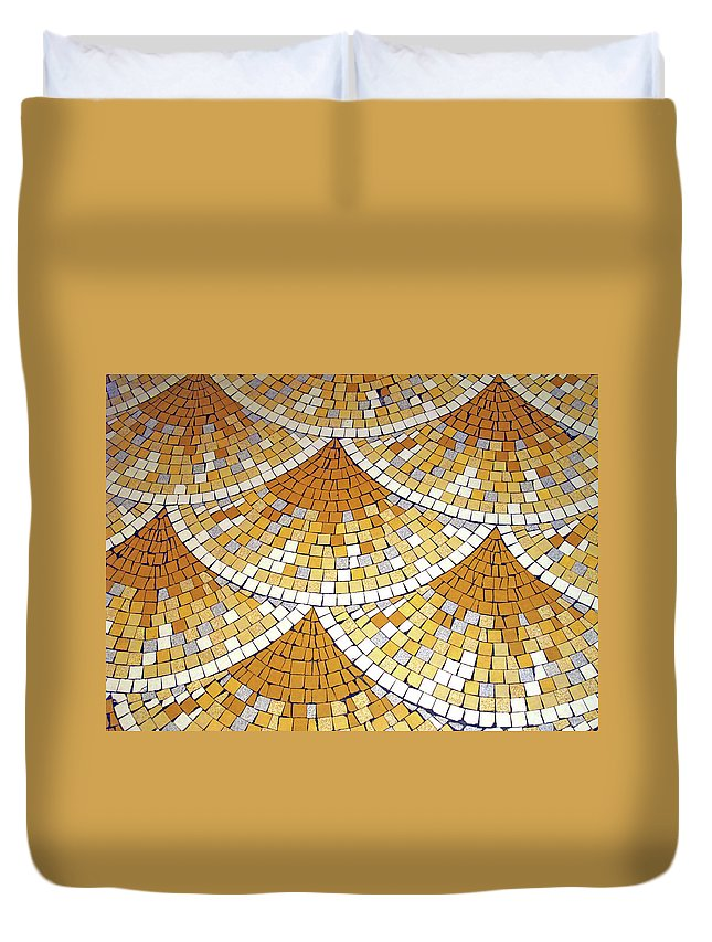 Art Duvet Cover featuring the photograph Art Deco by Christine Dolan Photography