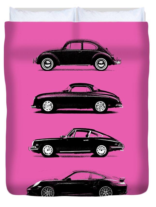 Volkswagen Photographs Duvet Covers