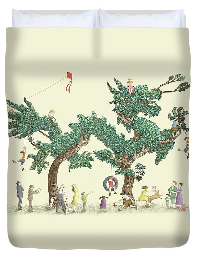 Bonsai Duvet Covers
