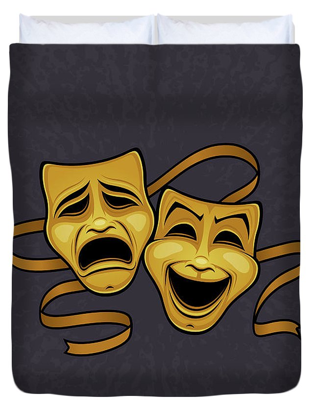 Live Theater Duvet Covers
