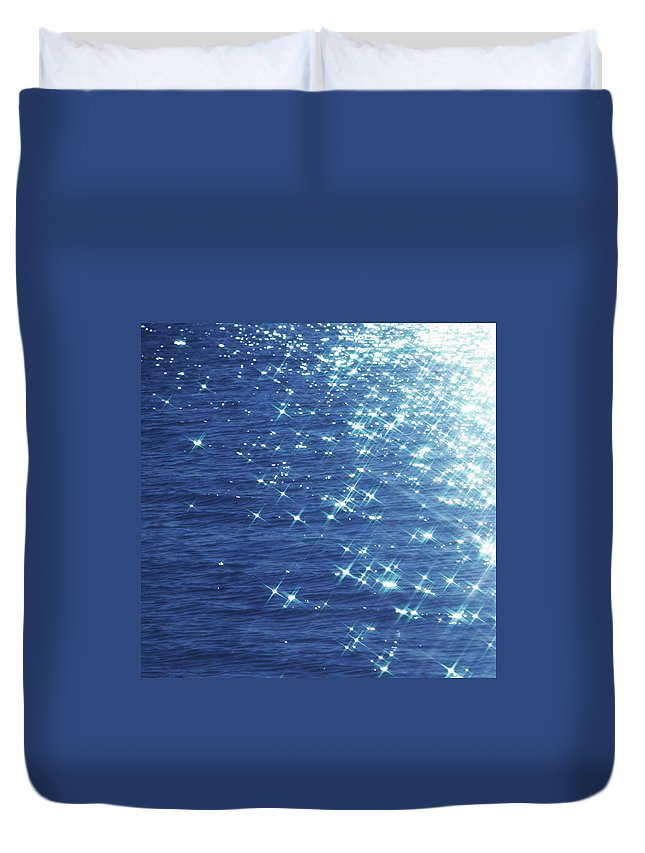 Outdoors Duvet Cover featuring the photograph Brightness by Ooyoo