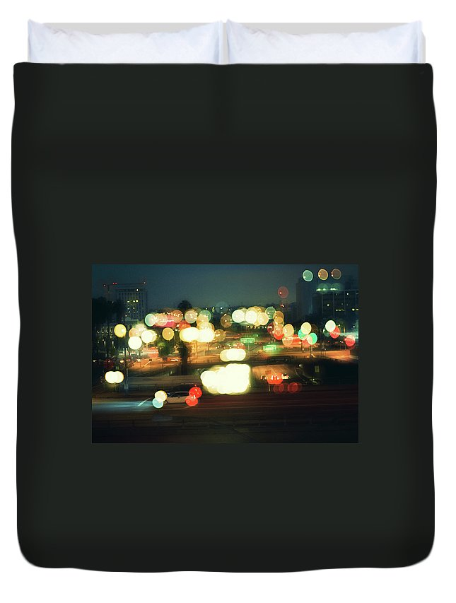 Outdoors Duvet Cover featuring the photograph But You Belong To The World by By Jimmay Bones