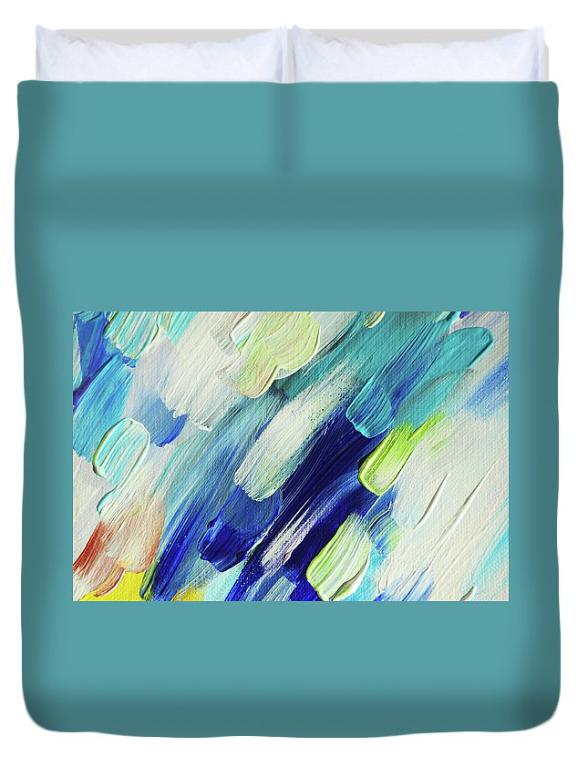 Living Healing Color Therapy - Decolores Duvet Covers