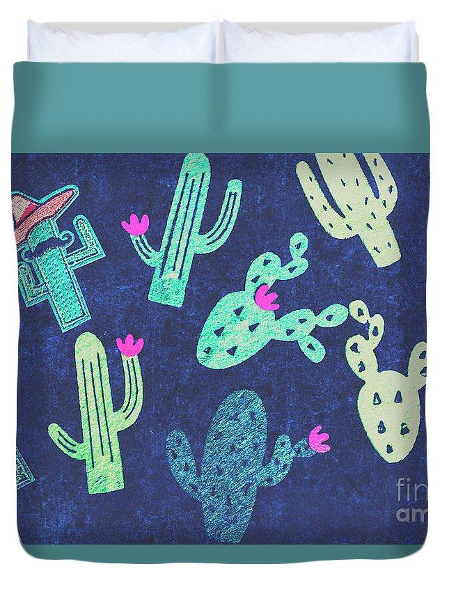 Desert Duvet Cover featuring the photograph Desert Nights by Jorgo Photography - Wall Art Gallery