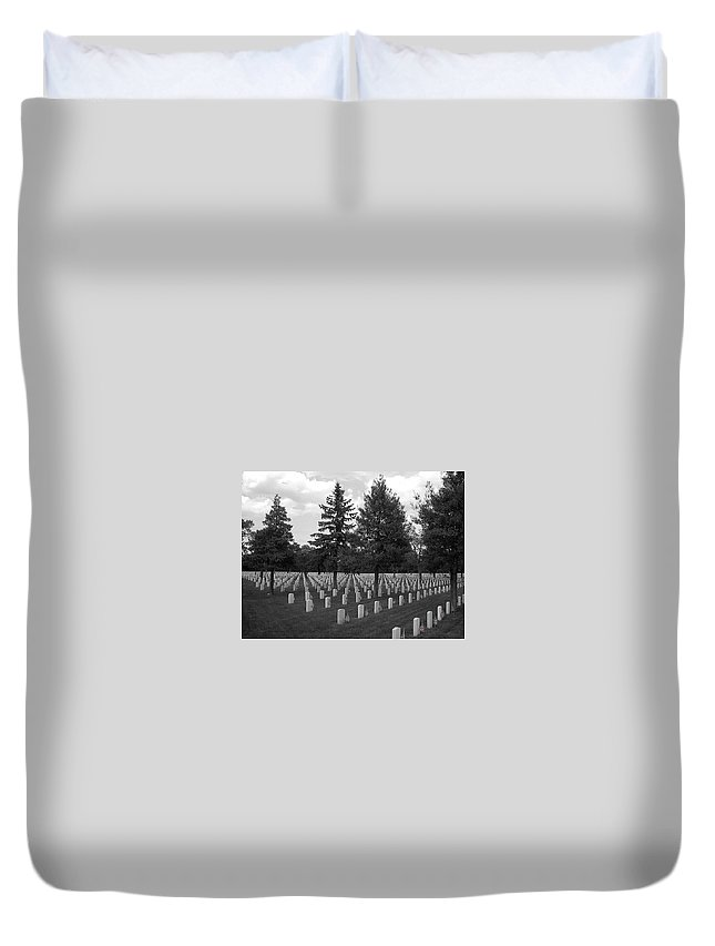 Memorial Day Duvet Cover For Sale By B Holden