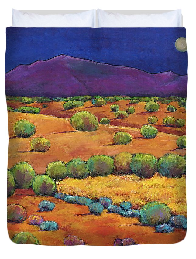 Giclee Paintings Duvet Covers