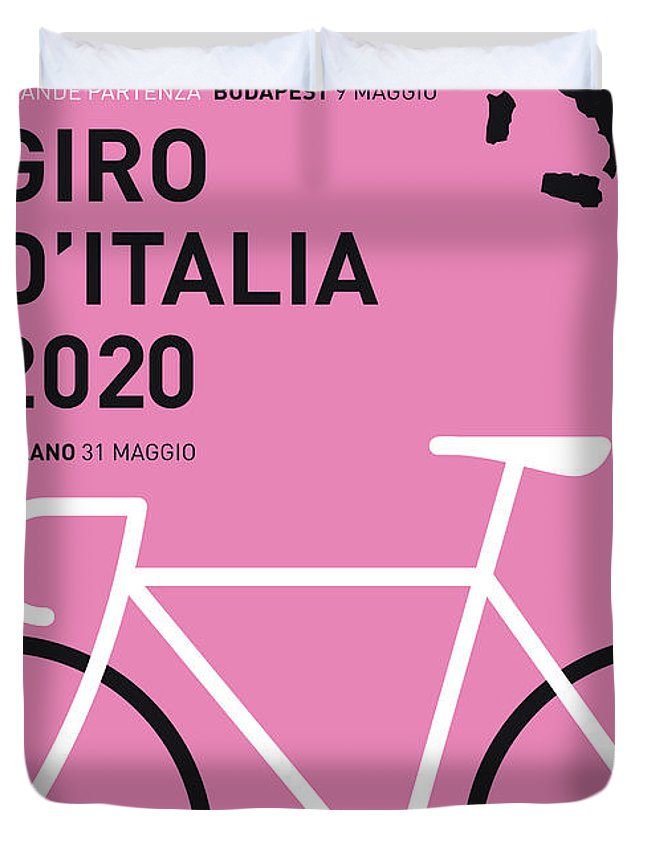 Giro Ditalia Duvet Covers