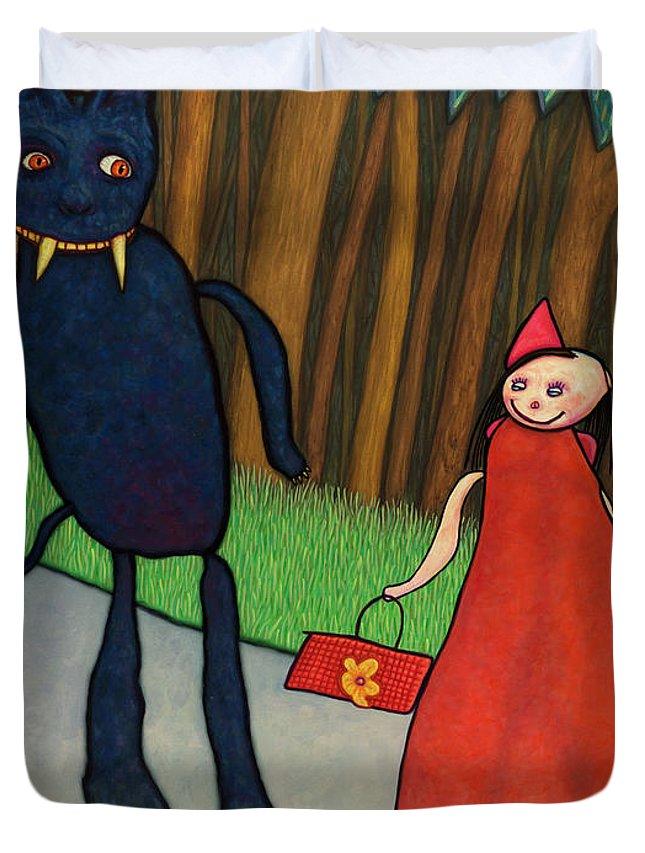 Little Red Riding Hood Duvet Covers