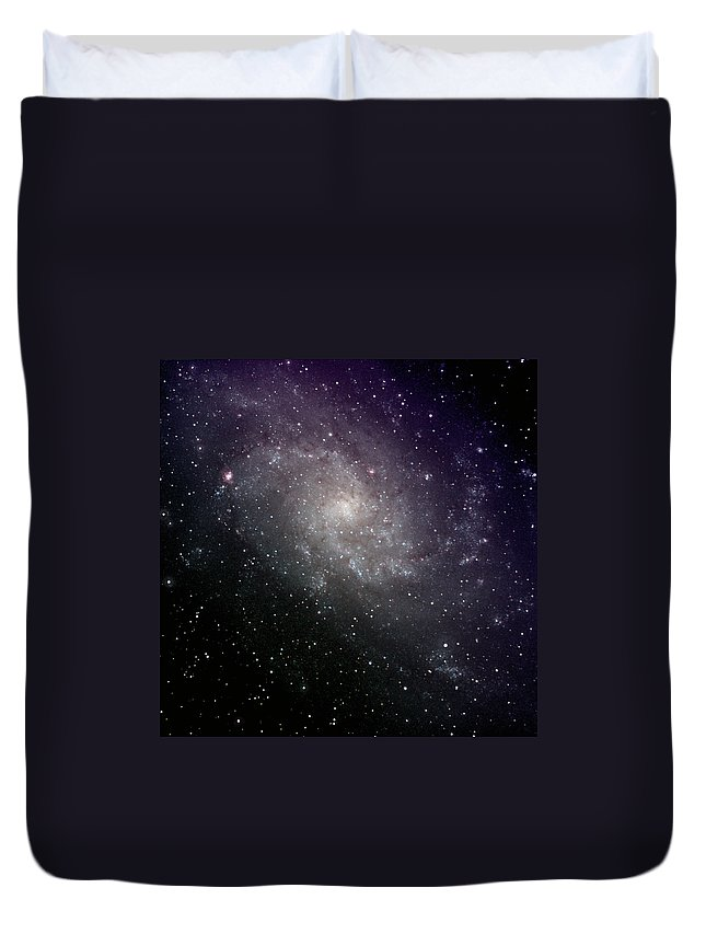 Triangulum Galaxy Duvet Covers