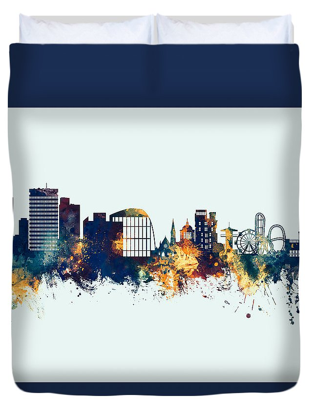 Southend On Sea Duvet Covers