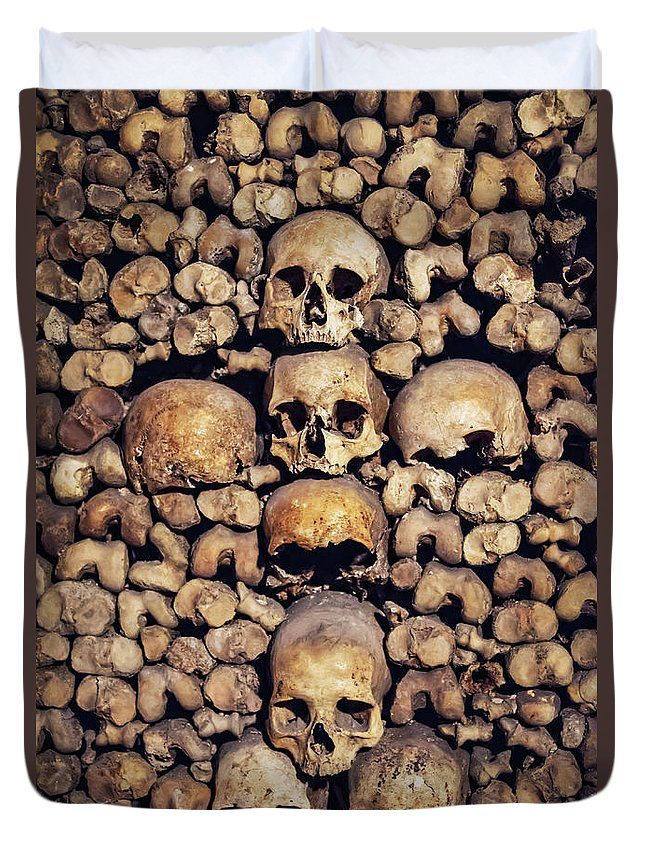 Catacombs Duvet Covers