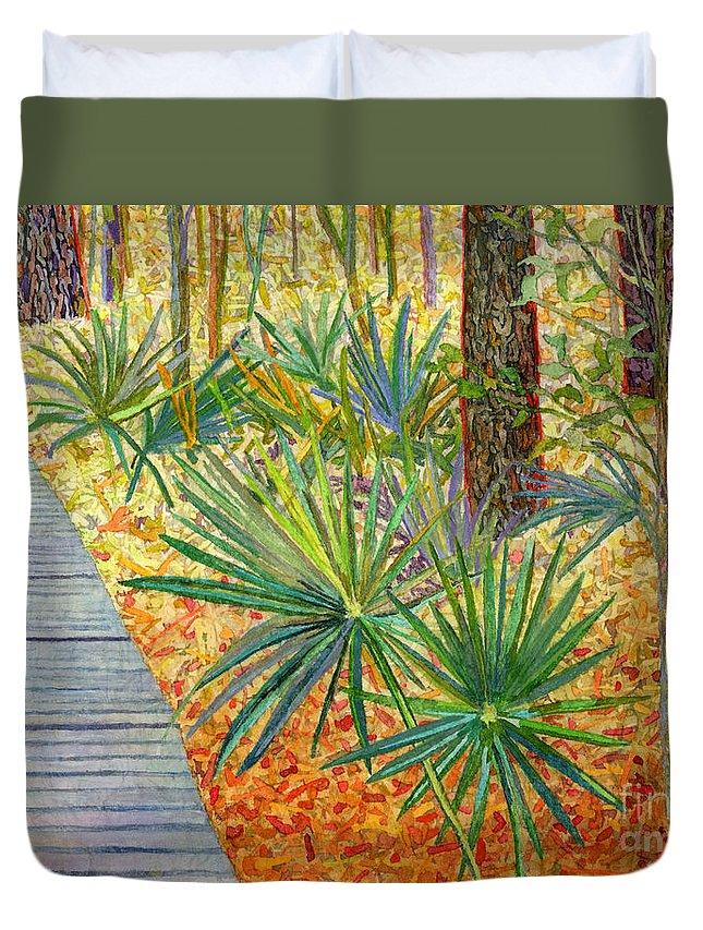 Palmetto Duvet Covers