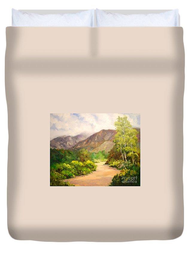 Eaton Canyon Duvet Covers
