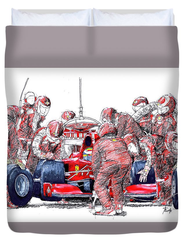 Vintage Cars Duvet Covers