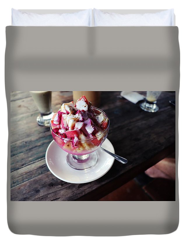 Food And Beverage Duvet Covers