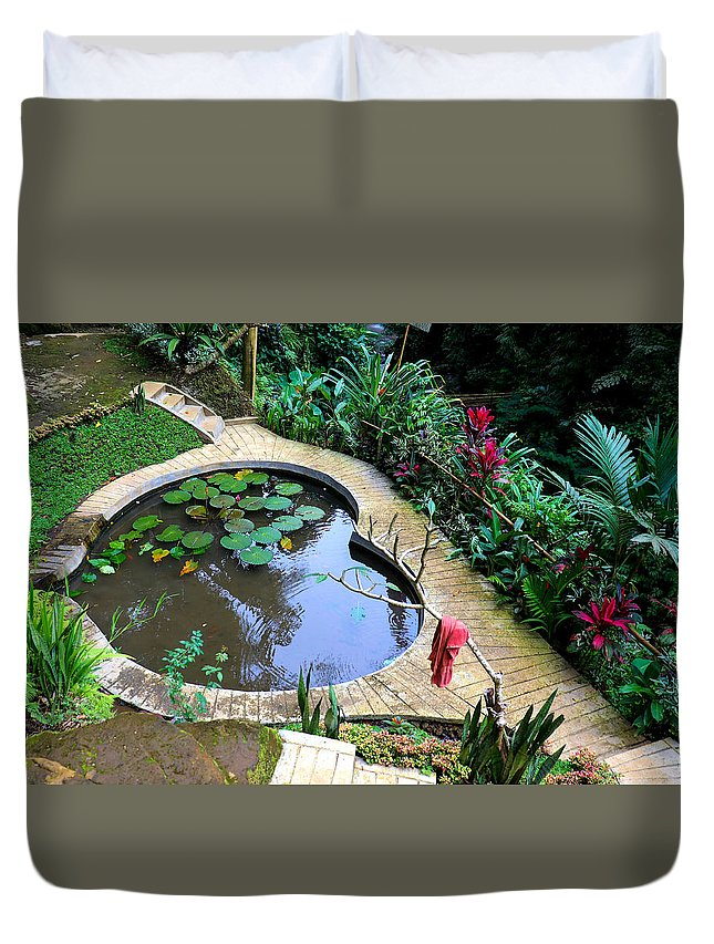 Water Lily Duvet Covers